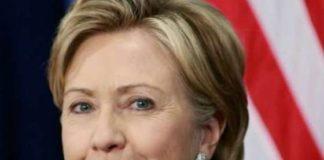 Hillary Clinton 2020