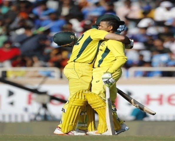 Australia win by 32 runs