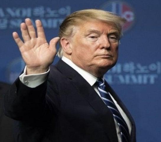 Donald Trump US parliament prepares