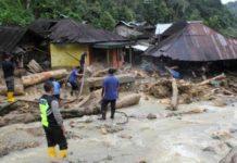 Papua province floods