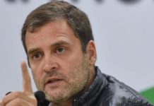 Rahul Gandhi said on Modi