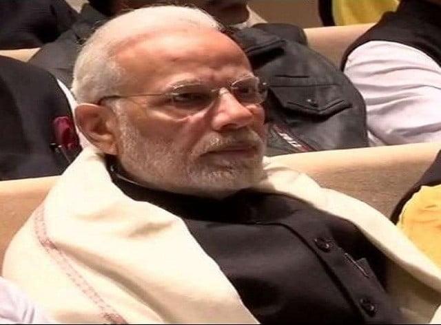 Modi again motivated Pawar