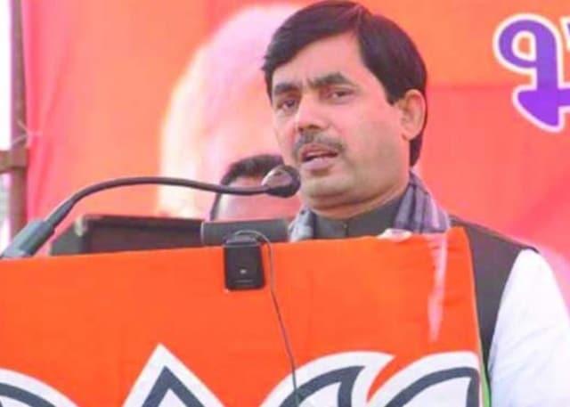 Shahnawaz Hussain attacked Bengal Chief Minister Mamata Banerjee
