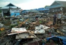 earthquake in Indonesia,