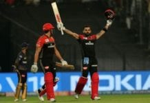 Virat Kohli's impressive century
