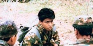 Actor Shahrukh Khan
