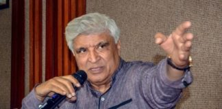 Javed Akhtar said ghunghat should also ban