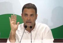 कांग्रेस के एग्जिट पोल में भी एनडीए आगे