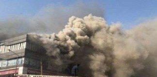सूरत की कोचिंग क्लास में भड़की आग 20 छात्रों की मौत