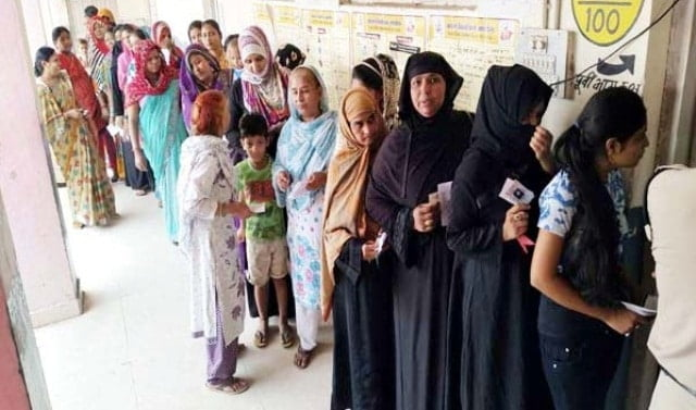 मप्र की 8 सीटों समेत देश की 59 सीटों पर मतदान