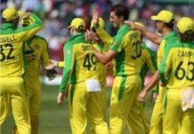 ऑस्ट्रेलिया ने इंग्लैंड को 64 रन से हराया