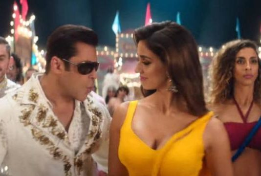 salman and disha song