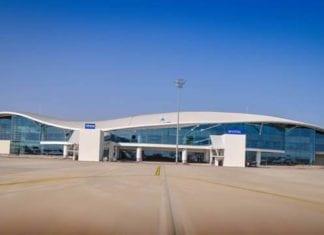 Bhopal International airport