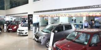 Maruti Suzuki 22 percentage sales down