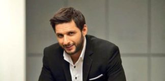 Shahid Afridi twitted BCCI on a well deserved win today