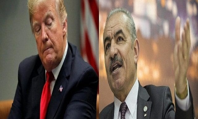 America is waging a war against Palestine