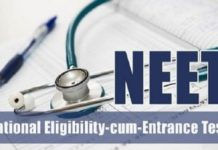 2019 NEET Result Declared