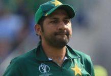 पाकिस्तान ने बनाए 315 रन