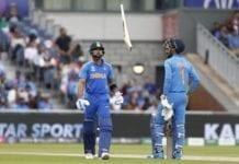 भारत को आईसीसी विश्व कप-2019 के पहले सेमीफाइनल में बुधवार को न्यूजीलैंड ने 18 रनों से हरा दिया। भारत की इस हार से दिल्ली