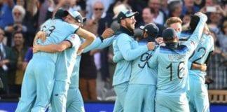 क्रिकेट का जनक इंग्लैंड पहली बार बना विश्व विजेता
