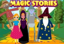 The Story of Wizard's Magic