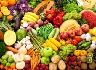 Vegetable, fruit,
