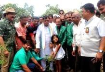 जनसम्पर्क मंत्री श्री पी.सी शर्मा