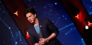 शाहरुख ने सह-कलाकारों का शुक्रिया अदा किया