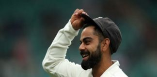 Kohli Breaks Sourav Ganguly's record and equals Dhoni