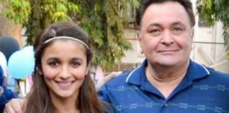 Alia Bhatt will give a party for Rishi Kapoor