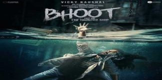 Bhoot Part One The Haunted Ship new poster is launch