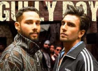 India film industry sent 'Gully Boy' for Oscar