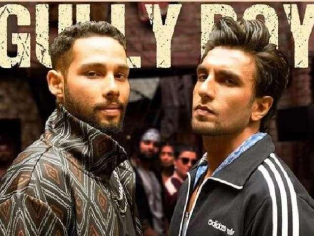 India film industry sent 'Gully Boy' for Oscar