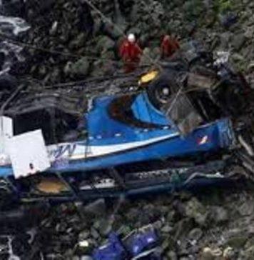 Truck kills 15 people in tragic death