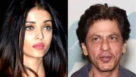 Shahrukh's hand scorched