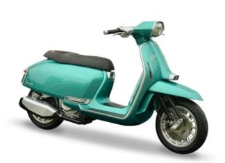 Lambretta electric Scooter India Debut At 2020 Auto Expo
