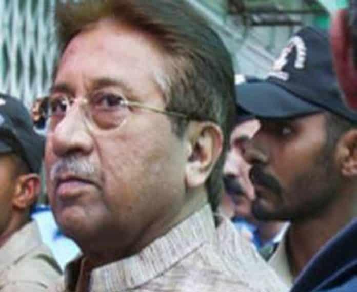 यदि परवेज मुशर्रफ Pervez Musharraf राजद्रोह के इस फैसले में दोषी पाए जाते हैं,