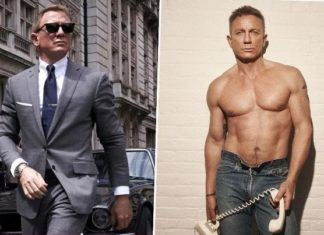 Daniel Craig wanted to play the role of Superman or Spiderman