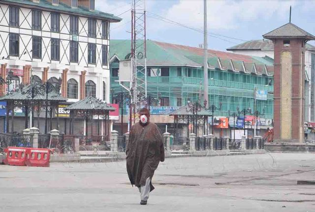 Jammu & Kashmir two new corona cases total number 18