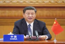 China President Xi Jinping said china will do all possible help for countries