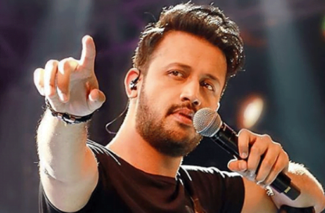Prime Minister Imran Khan's has been supported by singer Atif Aslam