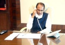Chief Minister Shri Chouhan committed to make the state free of corona