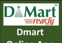 What is the timing of DMART in Valsad during lockdown?