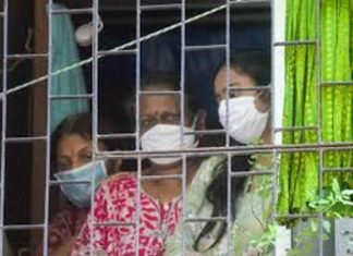 Eight people deaths in Mumbai 103 new covid -19 cases