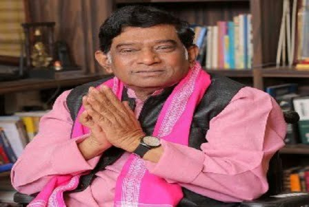 Ajit Jogi, the first Chief Minister of