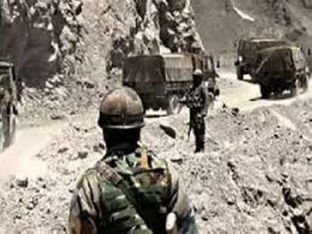 भारत-चीन के बीच सैन्य गतिरोध जारी -पूर्वी