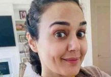 Bollywood actress Preity zinta share home quarantine side effects