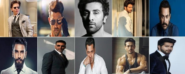 Top 10 Bollywood handsome and talented actors in 2020