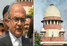 Supreme Court asks Bhushan