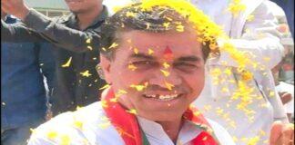 Congress MLA Govardhan Singh Dangi